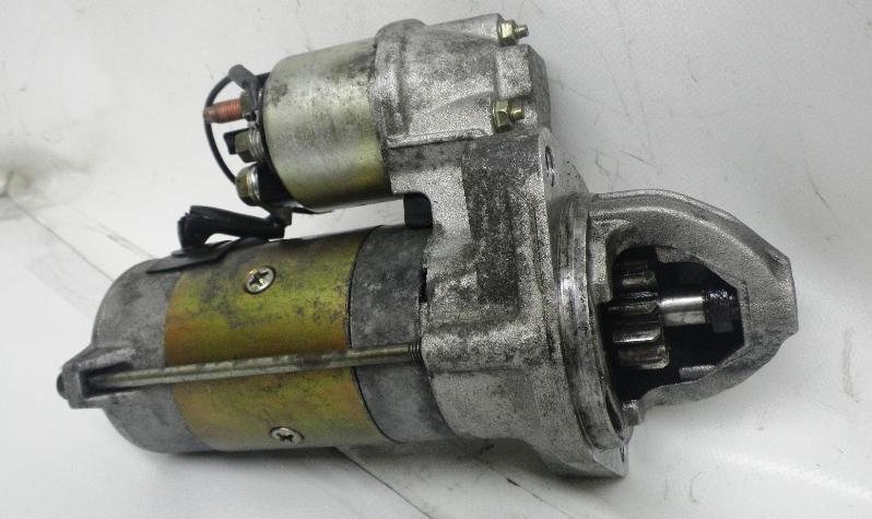 Anlasser Starter BMW 3er E36 E46 316 318 320 323 325 mit 2 Gewindebohrungen